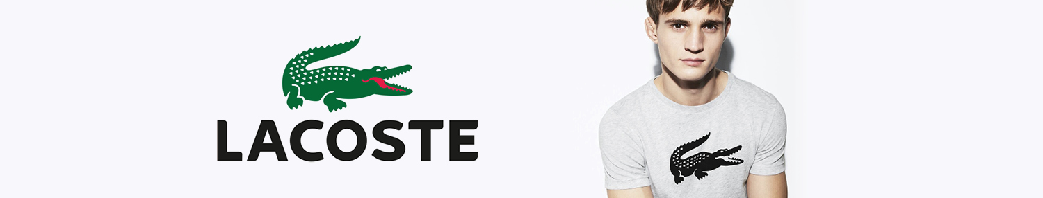 Lacoste New to store