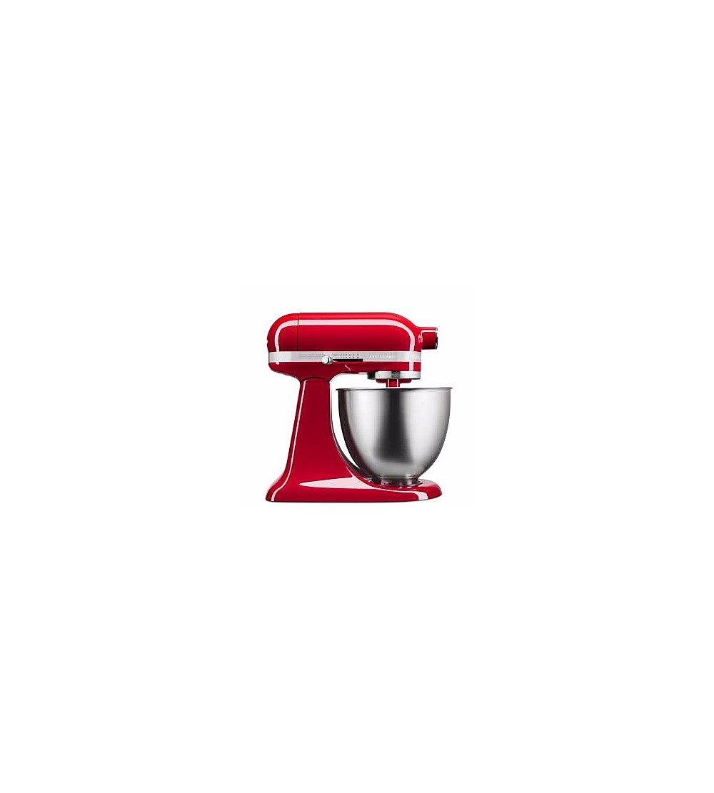 Appliances By Hj Smith Artisan Mini Mixer Empire Red