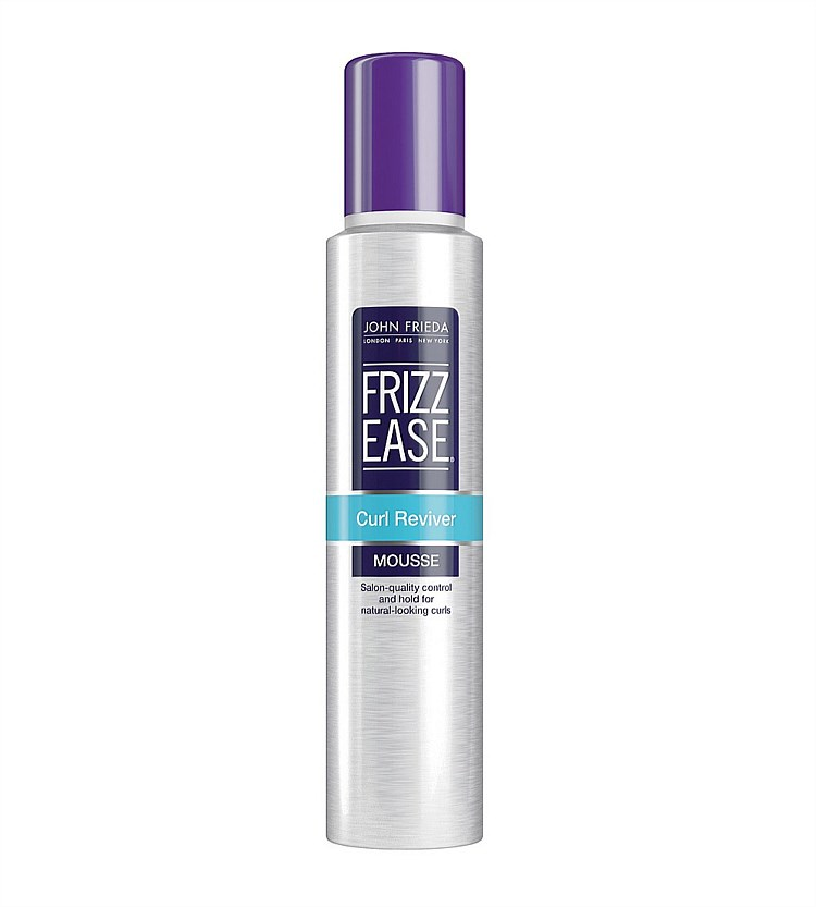 John Frieda Frizz Ease Curl Reviver Mousse