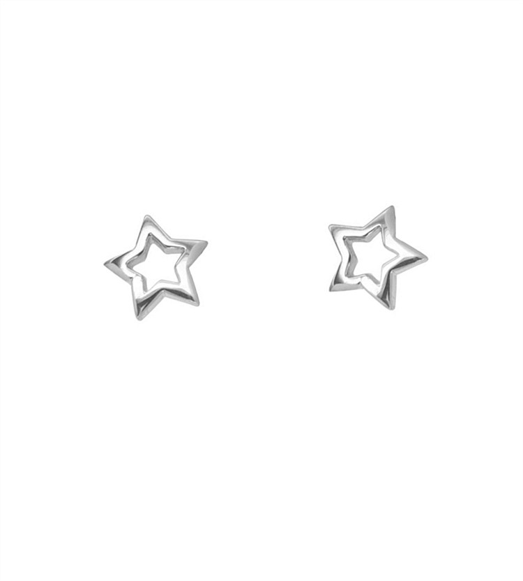 Karen Walker Mini Star Studs