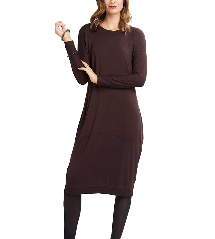 Esplanade Dress with Pockets