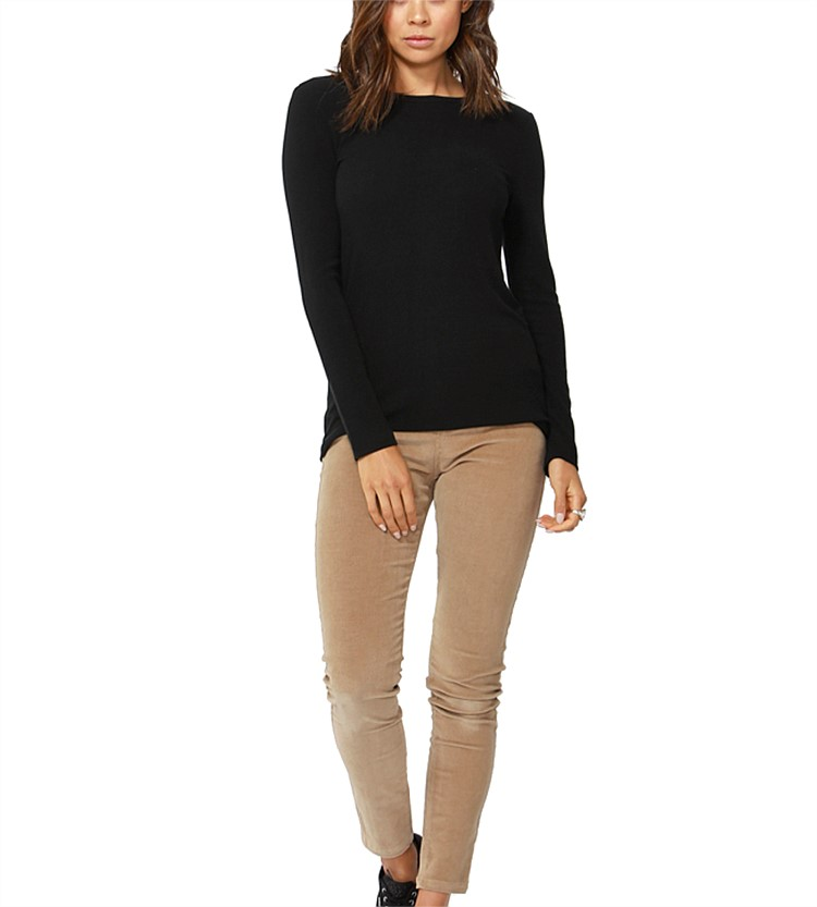 Betty Basics Holly Rib Top