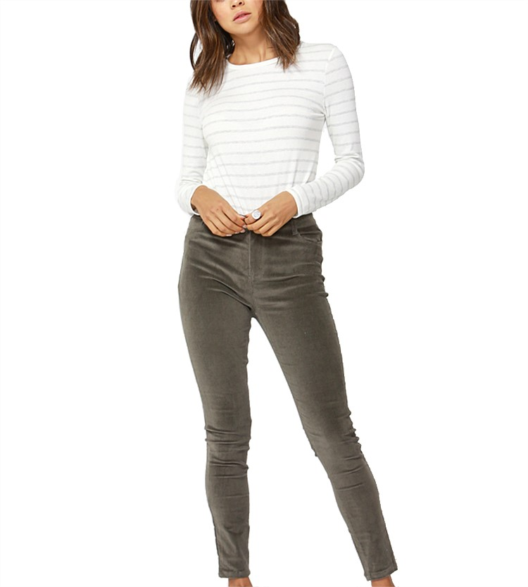 Betty Basics Logan Corduroy Pant