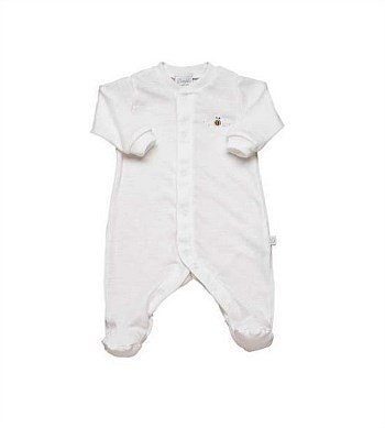 Dimples Classic Merino Wool Babygrow