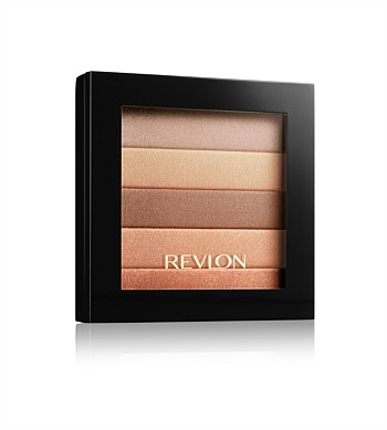 Revlon Highlighting Palette Peach Glow