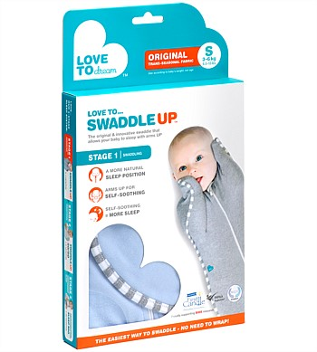 Baby First Love Swaddle