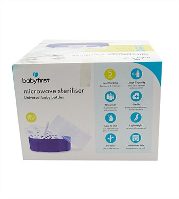 Baby First Mircowave Sterilizer