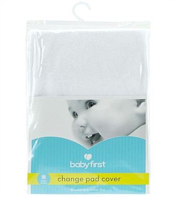 Baby First Change Mat Towel Cover
