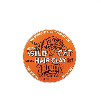 Johnny's Chop Shop Wild Cat Strong Matt Hold Clay
