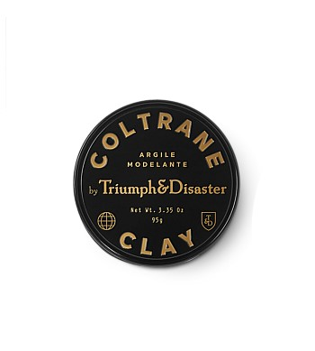 Triumph & Disaster Coltrane Clay Tin Jar