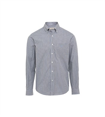 RM Williams LS Collins Check Shirt