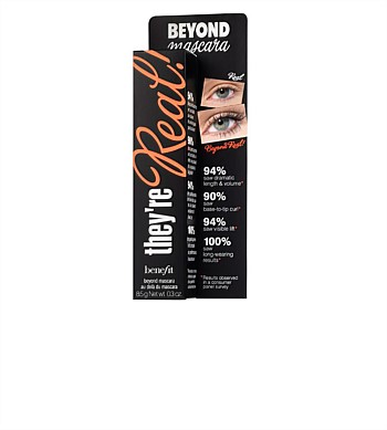 Benefit They're Real! Black Mascara