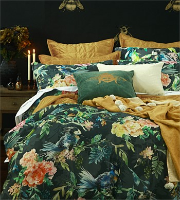 M.M Linen Kiku Duvet Set Queen