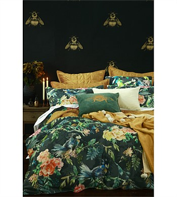 M.M Linen Kiku Duvet Set Super King