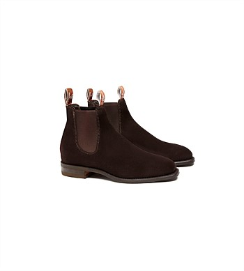 RM Williams Suede Craftsman Boot