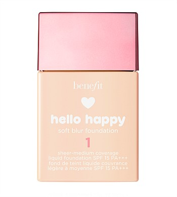Benefit  Hello Happy Hour Soft Blur