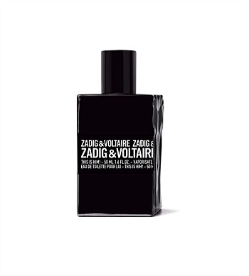 Zadig & Voltaire This Is Him EDT 50ml