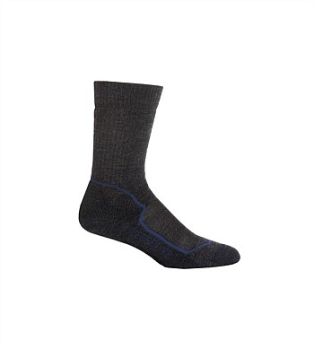 Icebreaker Men Hike+ Medium Crew Sock