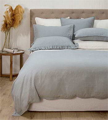 Wallace Cotton Loft Duvet Cover