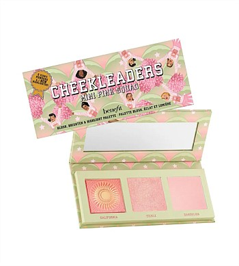 Benefit Cheekleaders Mini Pink Squad Palette