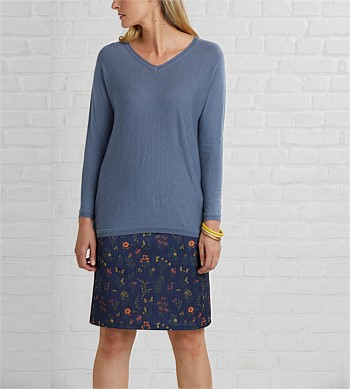Oh Three Slouchy Fit Jumper