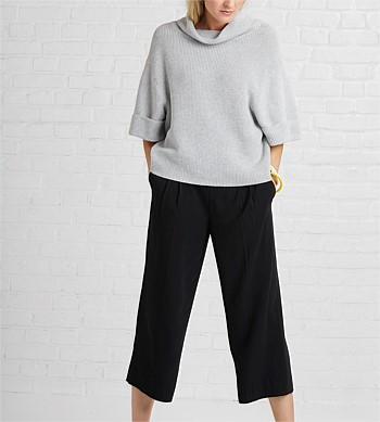 Oh Three Wide Leg Trouser