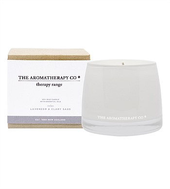 The Aromatherapy Co. Therapy Candle