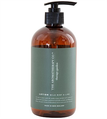 The Aromatherapy Co. Therapy Garden Hand & Body Lotion