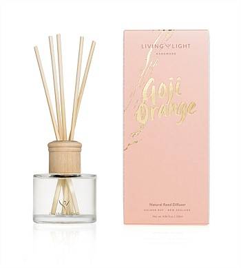 Living Light Candles Diffuser Goji Orange