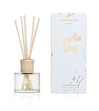 Living Light Candles Diffuser Vanilla Sky