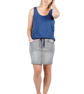 Home Lee Denim Skirt