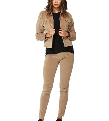 Betty Basics Lewis Corduroy Jacket