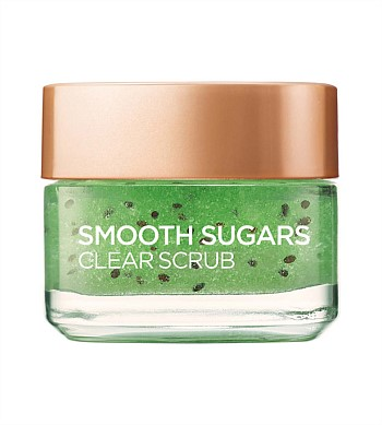 L'Oréal Clearing Smooth Sugars Scrub