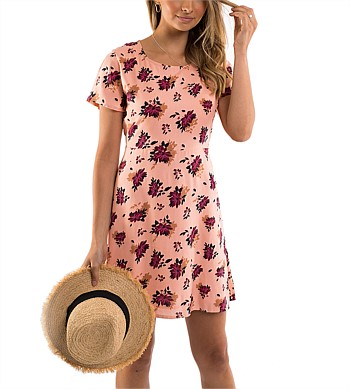 All About Eve Field of Flowers Dress