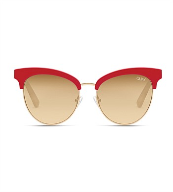 Quay Sunglasses Cherry
