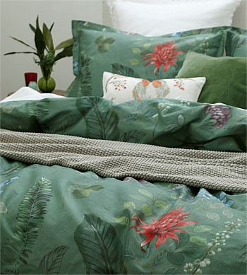 MM Linen Acacia Duvet Set Queen