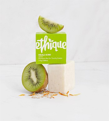 Ethique Heali Kiwi Touchy Scalp Shampoo Bar
