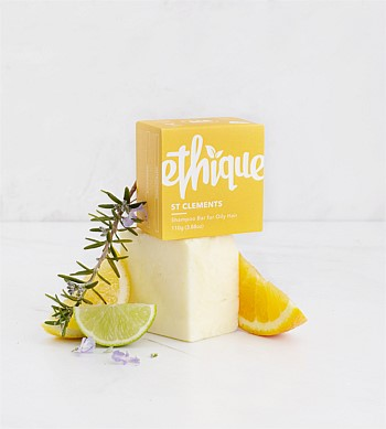 Ethique St Clements Oily Hair Shampoo Bar