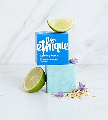 Ethique Bow Wow Bar Dog Shampoo Bar