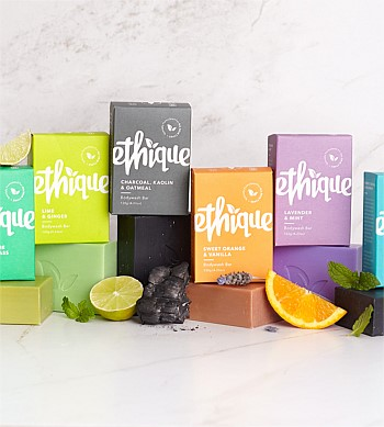 Ethique Matcha Lime & Lemongrass Bodywash Bar