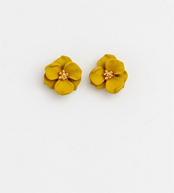 Stella + Gemma Flower Earrings