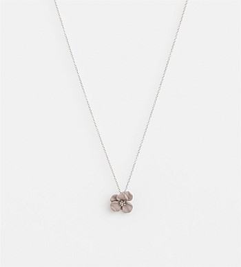 Stella + Gemma Flower Necklace