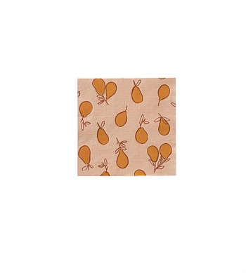 Citta Pear Dinner Paper Napkins S/20