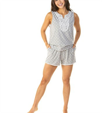 La Marquise Shorts Set Pjs