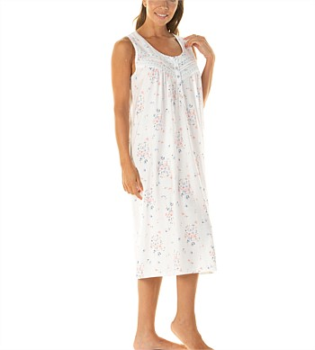 La Marquise No Sleeve Nightie