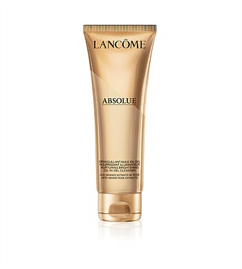 Lancome Absolue Cleansing Oil -In-Gel