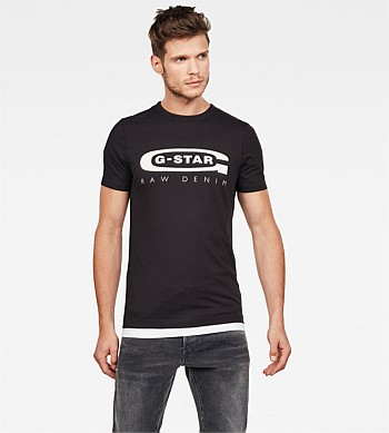 G-Star Short Sleeve Graphic 4  Tee