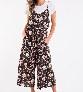 Elm Midnight Blossom Jumpsuit