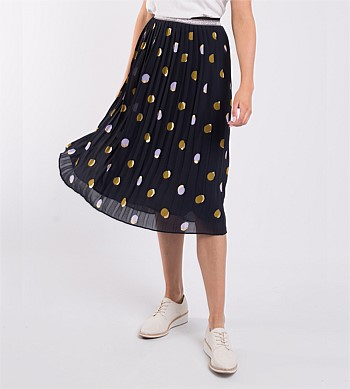 Elm Soft Pleat Skirt