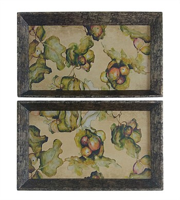 CC Interiors Ivy & Fig Printed Tray